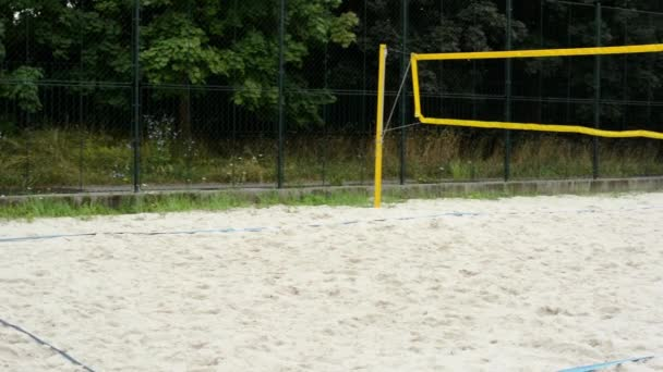 volejbal - prázdná