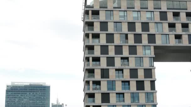 moderní budovy - speciální, stavební otvor uvnitř