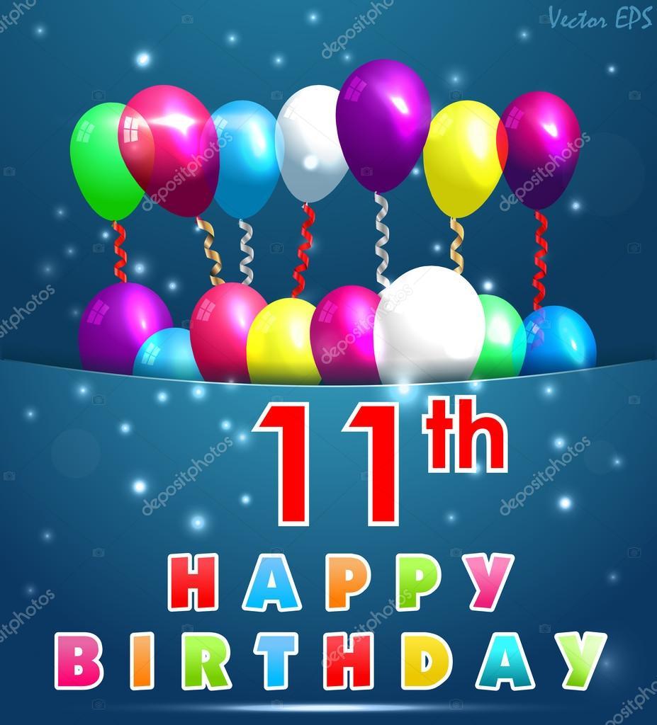 Populair Afbeelding Verjaardag 11 Jaar Hpo98 Agneswamu