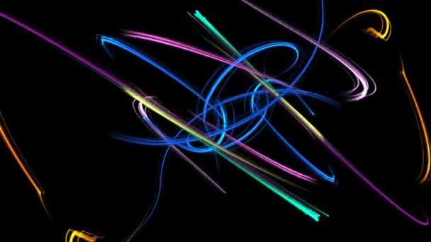 repülő részecskék fény csíkok