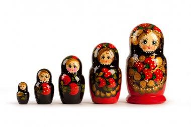 Russian doll - matreshka