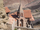 David Gareja, ein Felskirchen Georgische Orthodoxe Klosteranlage