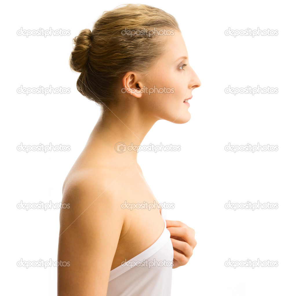 Why stock image woman would be perfect girlfriend