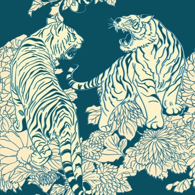 Style of Japanese prints