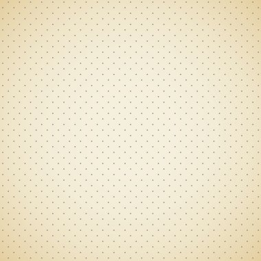 Doted pattern background