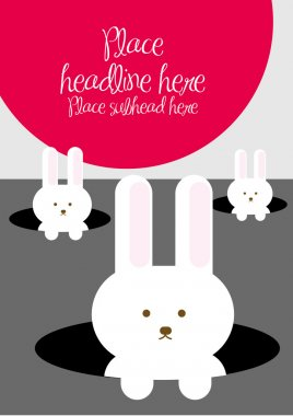 Rabbit hole template