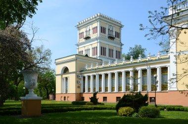 Belarus, Gomel, Rumyantsev-Paskevich Palace