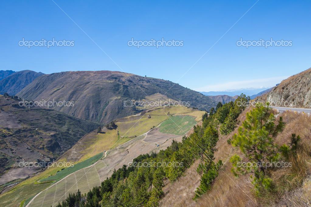 Berge De Merida Anden Venezuela Stockfoto C Olegmj 51461901