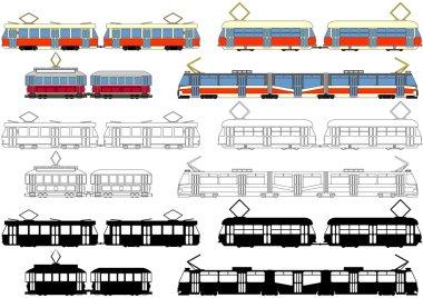 Trams, Tramway