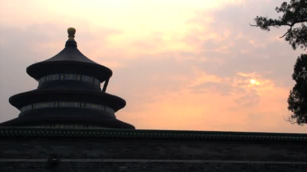 chrám nebes Sunrise