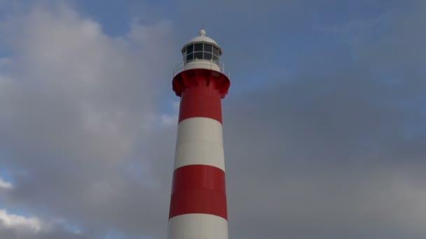 Leuchtturm am Strand in Geraldton