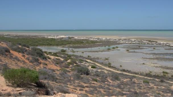 Landscape of Shark Bay National Park