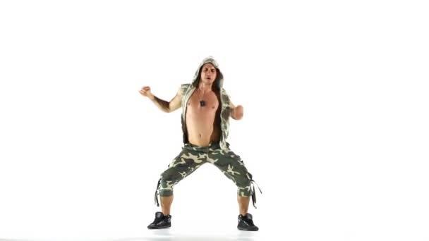 mužský tanečník