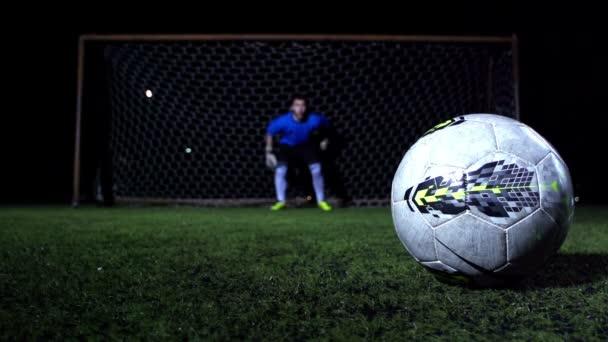 fotbalový brankář
