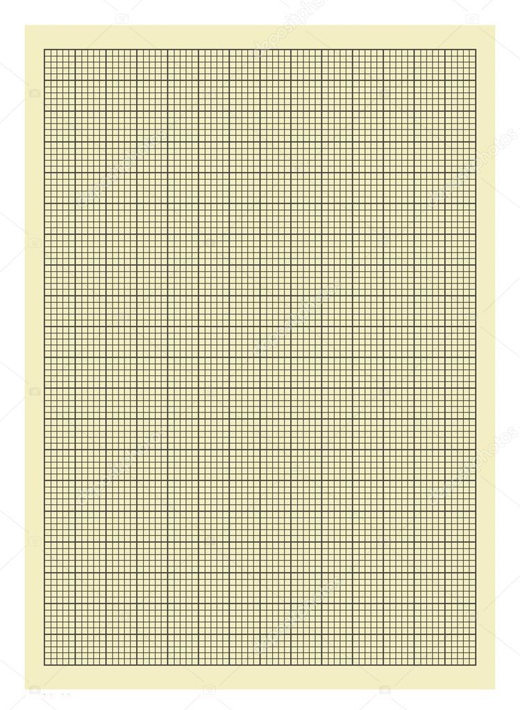 yellow graph paper stock photo pixelrobot 45475117