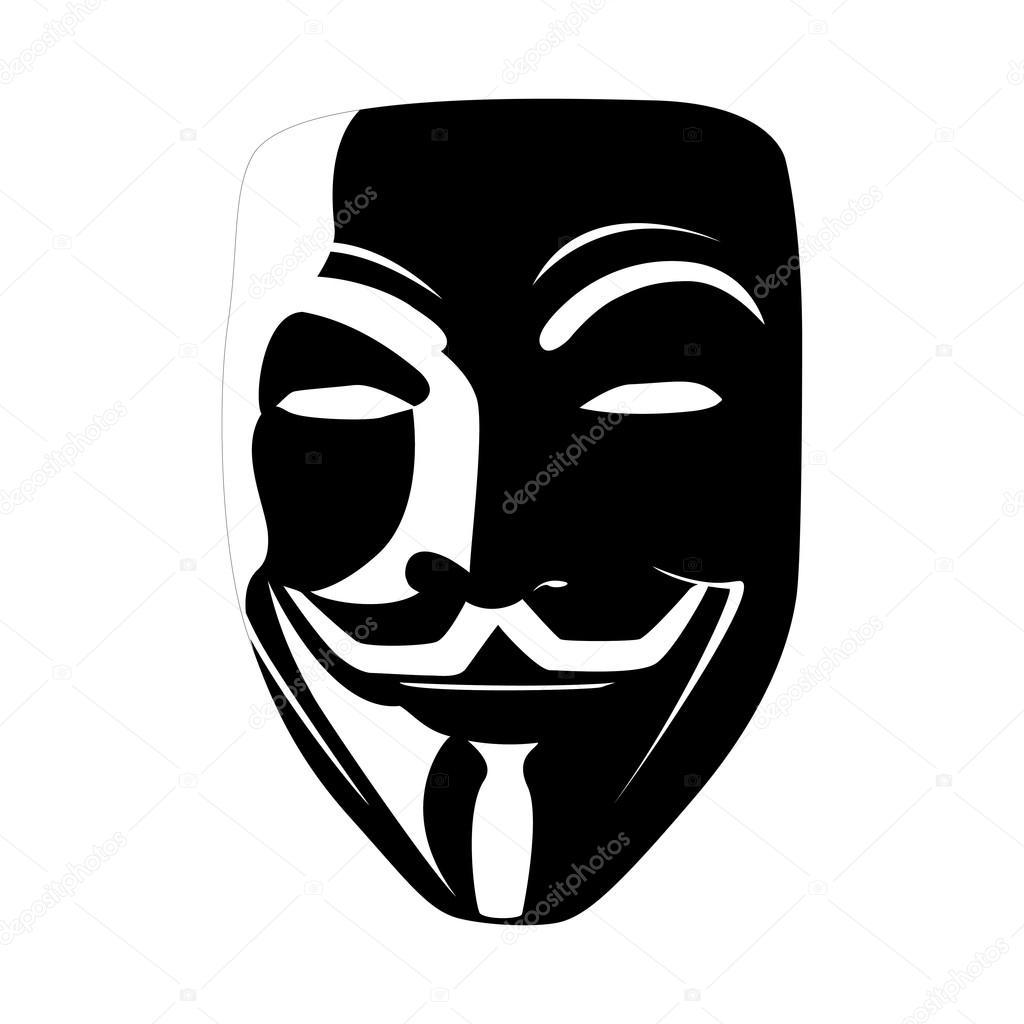 Black mask anonymous