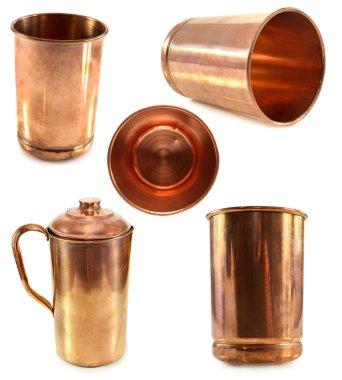 Indian kitchen dishware