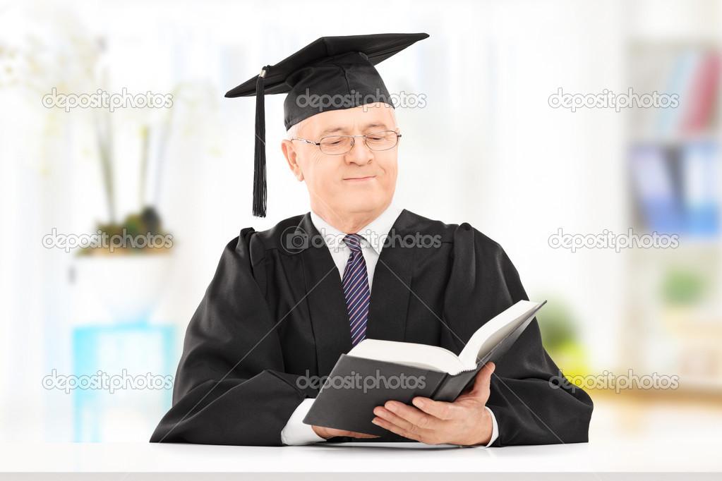 Vestido para graduacion hombre