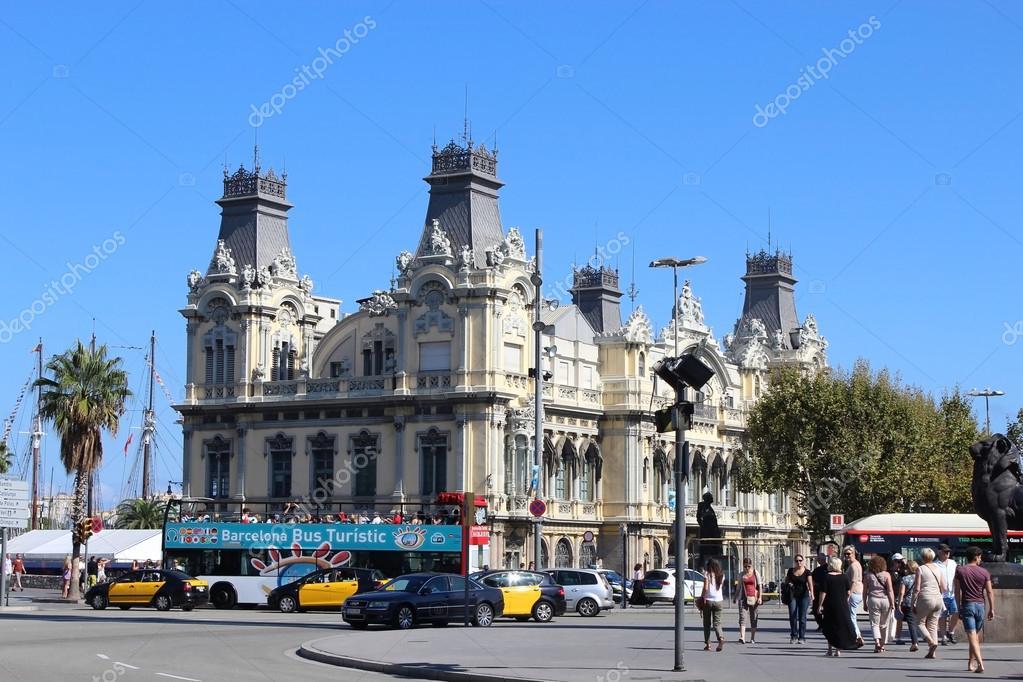 Barcelona espa a 17 de agosto calle barcelona el 17 de for Ciudades mas turisticas de espana