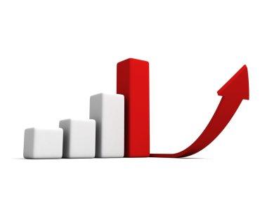 Successful Growth Bar Diagram