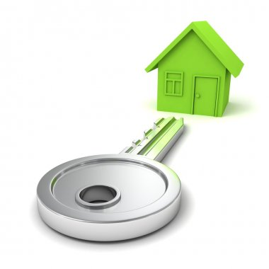 key to green dream house