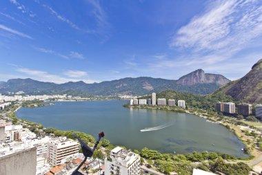 Rodrigo de Freitas' Lagoon, Rio de Janeiro
