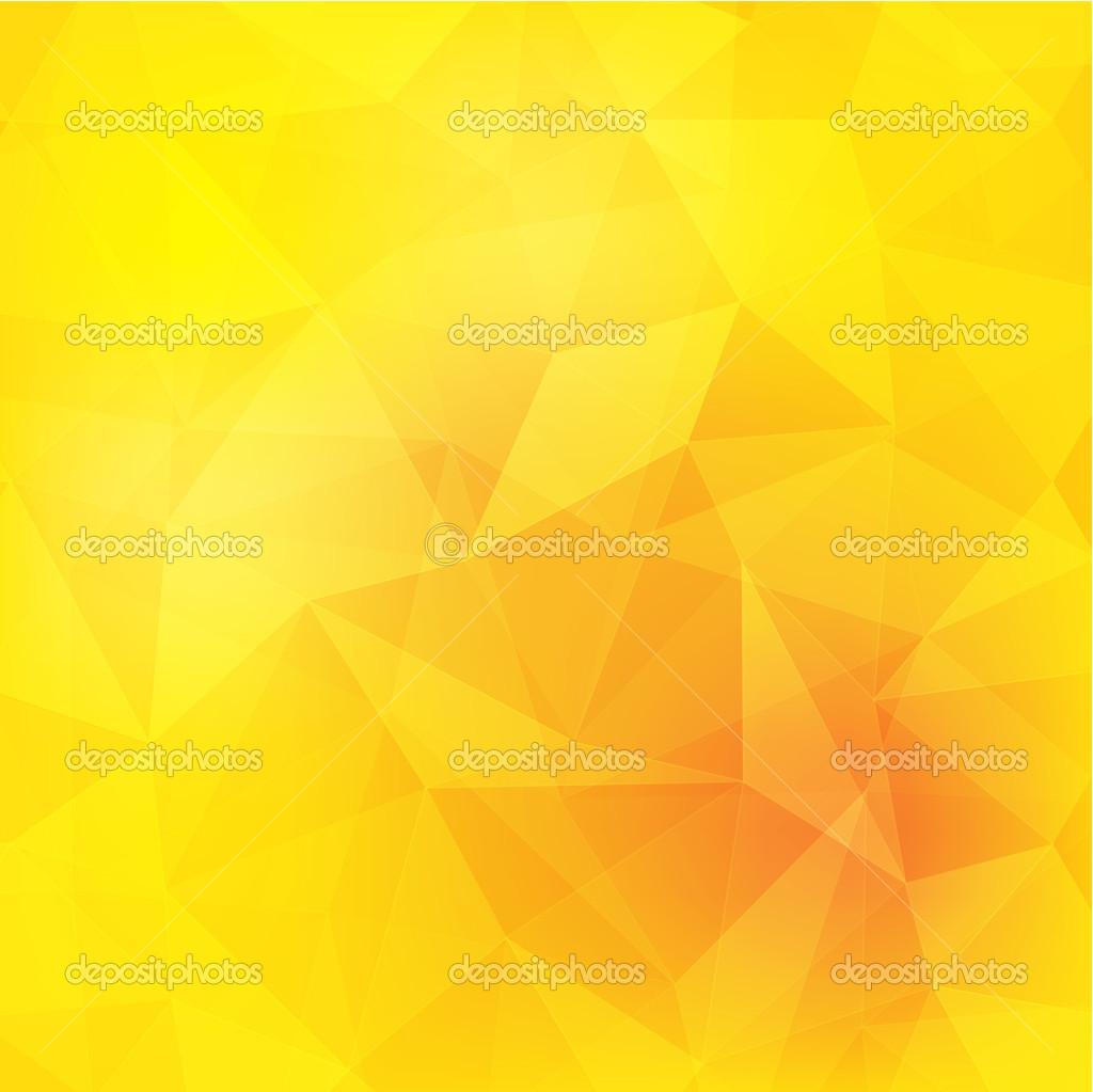 geometric yellow background illustration - photo #9
