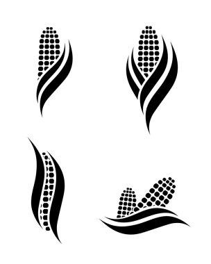 Corn icons
