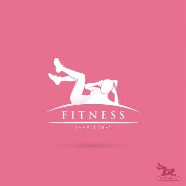 Fitness girl label