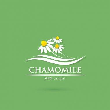 Chamomile label