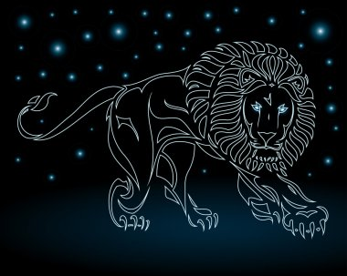 Lion constellation