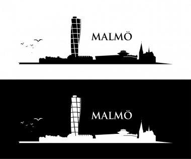 Malmo skyline