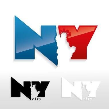 New York City sign