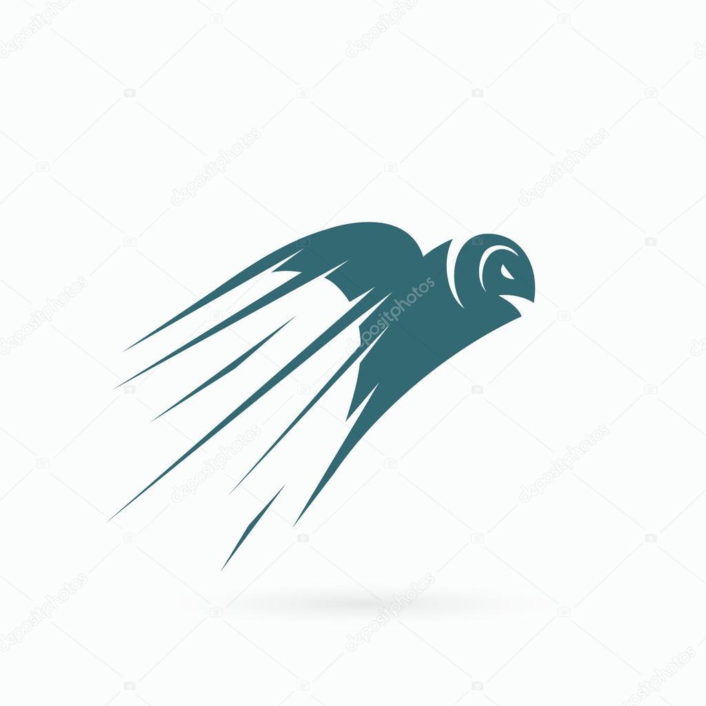 La Chouette Symbole symbole de la chouette — image vectorielle i.petrovic © #46548469