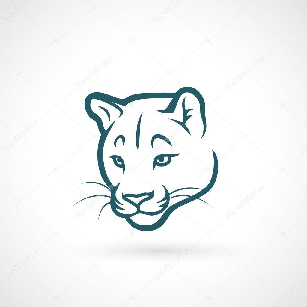piso Permanentemente Tranquilizar  ᐈ Puma para colorear imágenes de stock, vector puma | descargar en  Depositphotos®