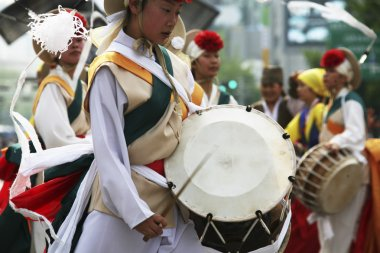 Seoul  Festival parades