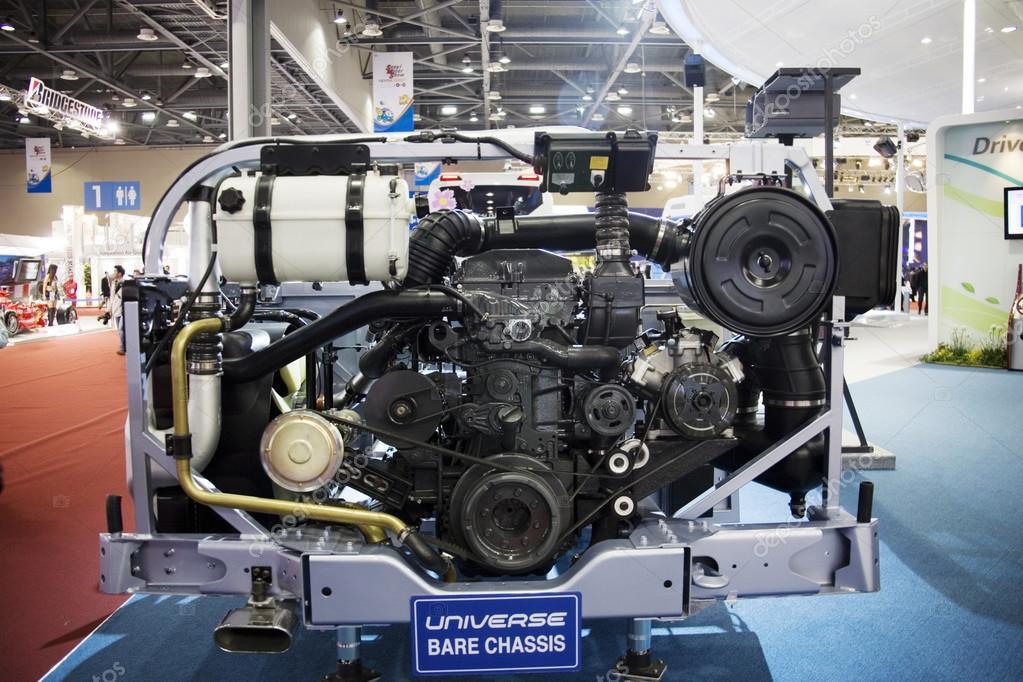 Seoul International Motor Show in South Korea, Auto Parts