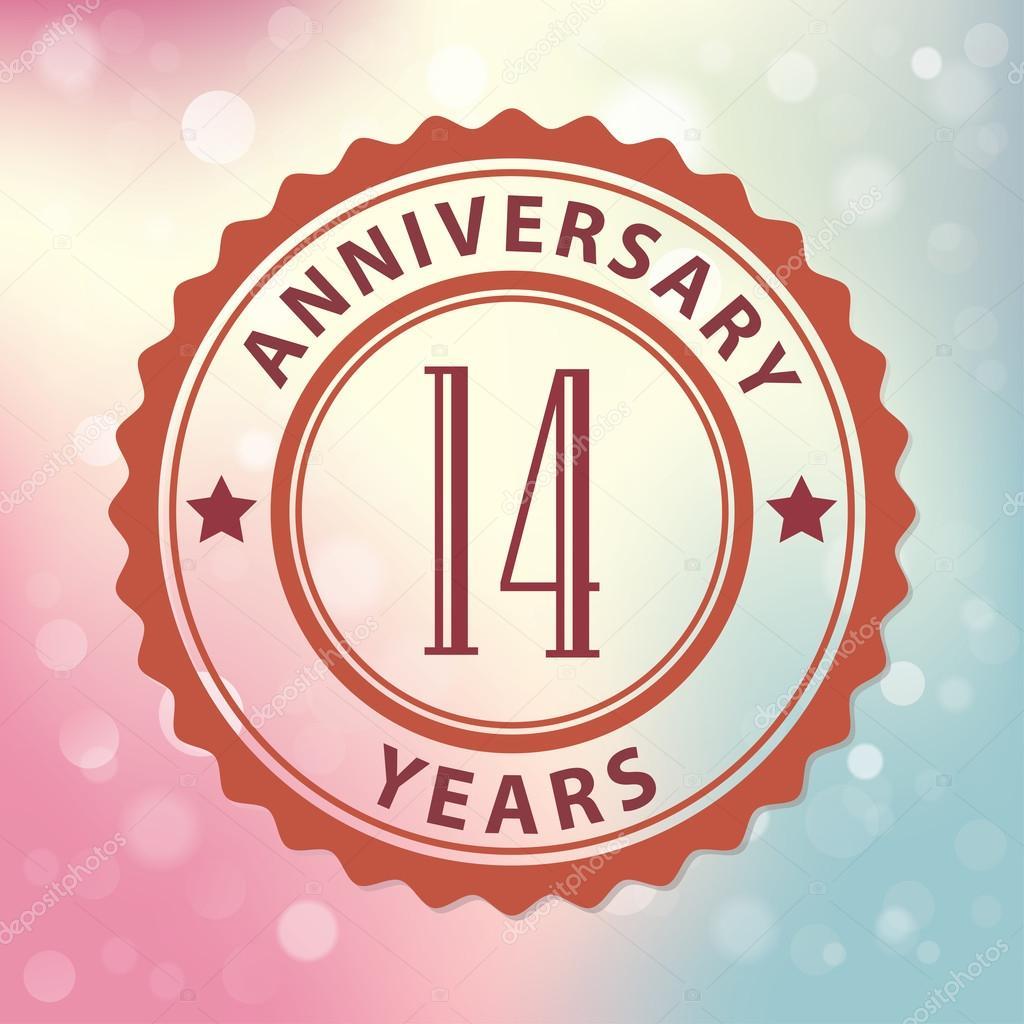 Conosciuto Anniversario Di Matrimonio 14 Anni | Amazoniaflowers BF07