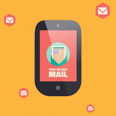 Mailing app splash screen