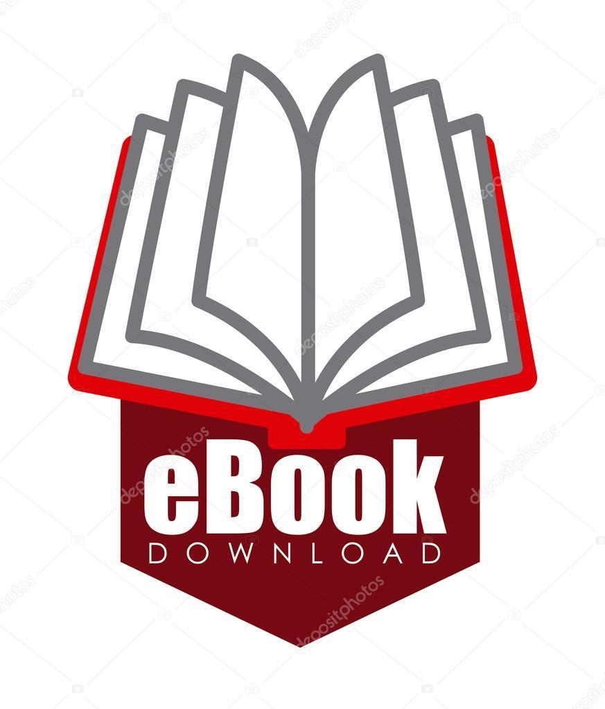 diseño del iBook — Vector de stock © djv #47805979