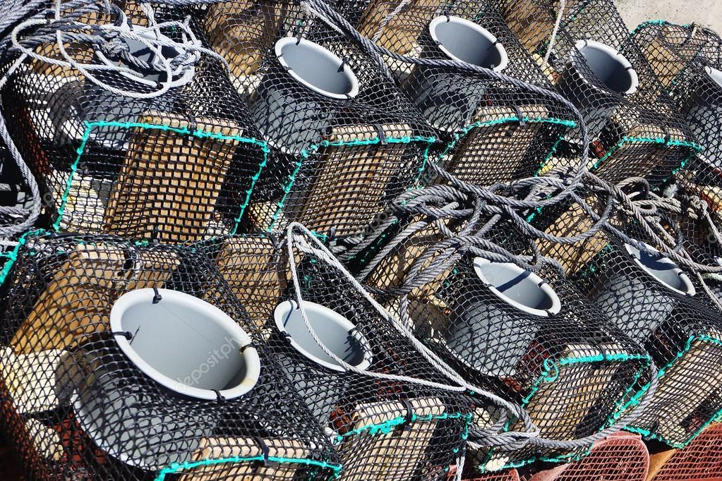 Fishing nets b