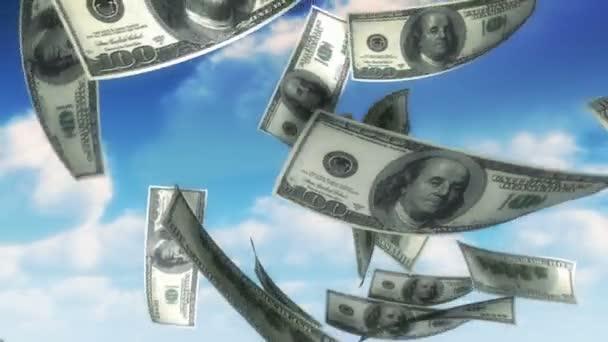 Money from Heaven - USD (Loop)