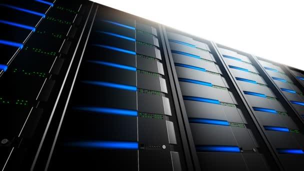 Netzwerk-Server in Linie (Schleife)
