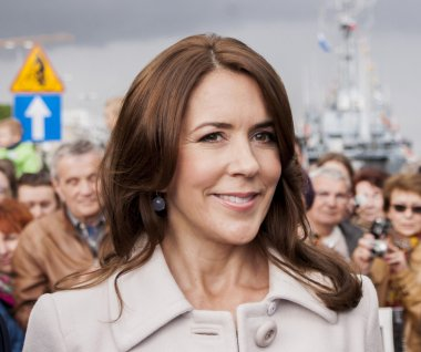 Princess Mary of Denmark visit Poland