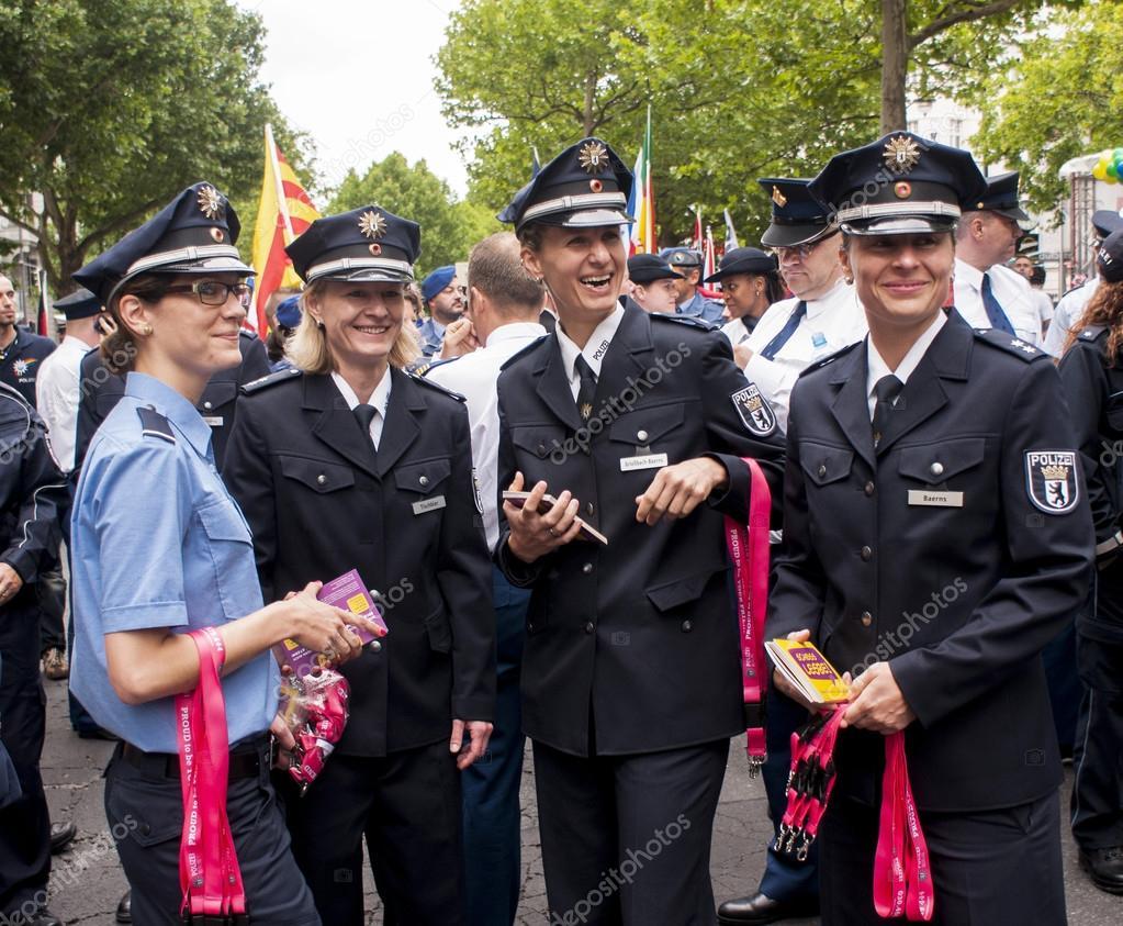 Gay kön polis