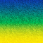 Fotografie Abstract Background using Brazil flag colors