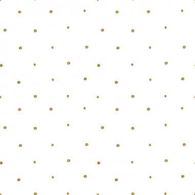 Subtle and Modern Polka Dots Pattern