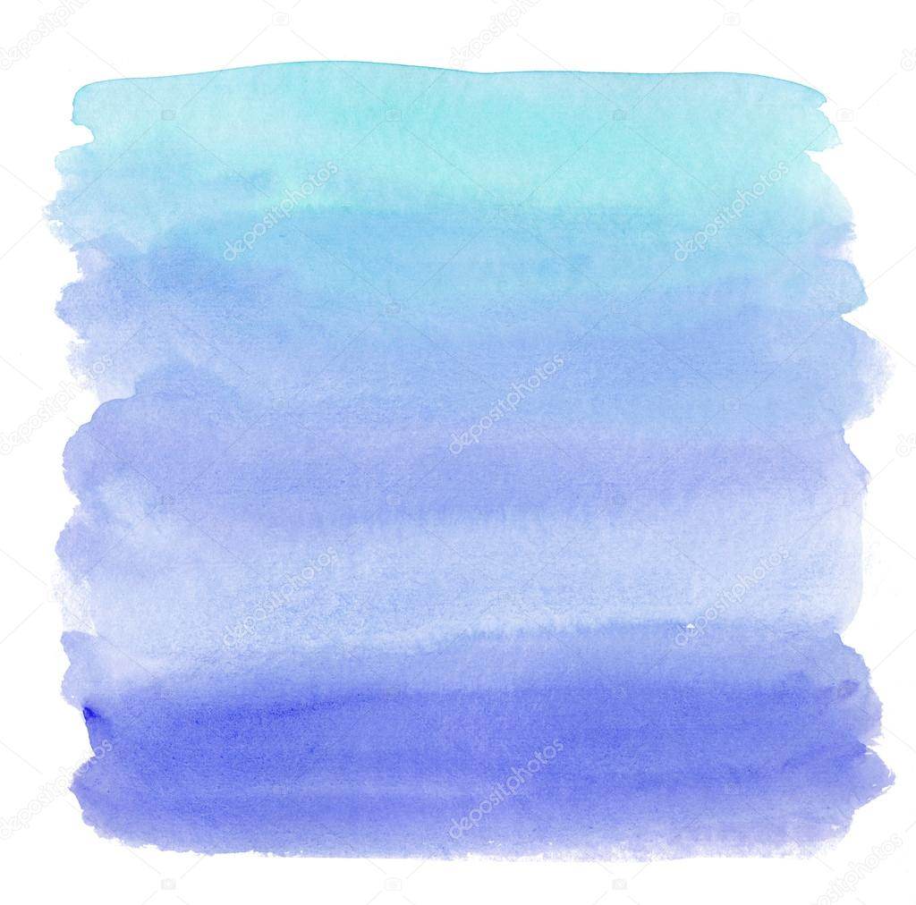 Wet Watercolor Ombre Background Stock Photo 169 Angiemakes