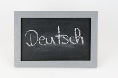 Tafel Deutsch