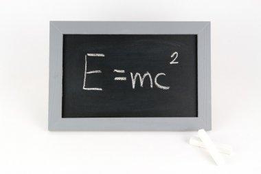 Tafel Emc mit Kreide